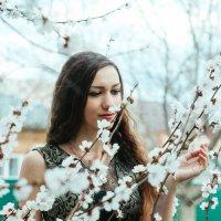 весна :: Юлия Пенькова