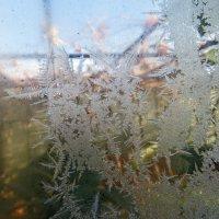 Узоры Мороза :: Наталья Джикидзе (Берёзина)