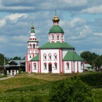 Ильинская церковь в Суздале :: Galina Leskova
