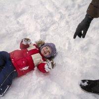 снег!!! :: Евгений Вяткин