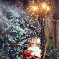 Новогоднее настроение :: Елена Рябчевская