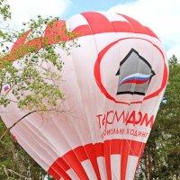 Можно покататься.Запуск воздушного шара :: Лидия (naum.lidiya)