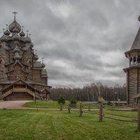 Церковь Покрова Пресвятой Богородицы, Санкт-Петербург, Невский лесопарк :: Владимир Горубин