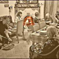 Скоро ужин! :: Григорий Кучушев