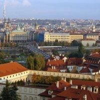 Прага... :: Ирина Румянцева