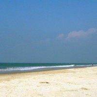 Пляж. :: Чария Зоя