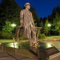Памятник Рахманинову. :: Виктор Орехов