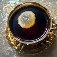 Чашка чая :: Нина Корешкова