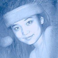 Зимний портрет :: Юрий Захаров