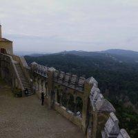 Синтра Португалия. Замок мавров. :: Murat Bukaev