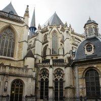 Кафедральный Собор Святого Михаила и Святой Гудулы :: Елена Павлова (Смолова)
