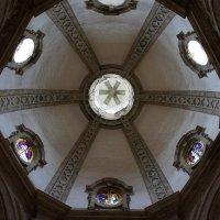 Свод Кафедрального Собора Святого Михаила и Святой Гудулы :: Елена Павлова (Смолова)