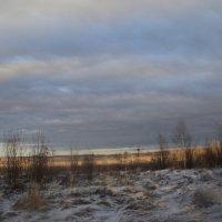 Земля  в ноябре :: Ольга Кривых