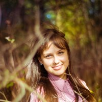 Она само очарование... :: Julia Demchenko