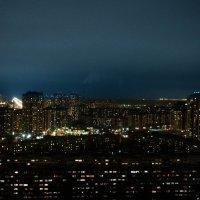 Петербург, с высотки на проспекте Испытателей :: Молодой Человек