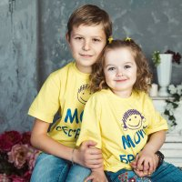 Данил и Саша :: Мария Дергунова