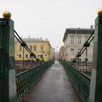 Почтамтский мост :: Елена Павлова (Смолова)