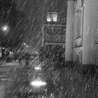 Снег и свет :: Вера Моисеева