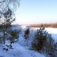 И успокоилась река... :: Лесо-Вед (Баранов)