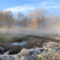 Утро ноябрьских морозов...2. :: Андрей Войцехов