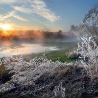 Холод и пламя... :: Андрей Войцехов