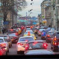 Московских улиц негасимый свет... :: Лара ***