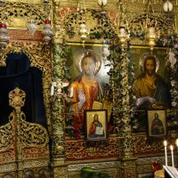 в церкви Иерусалима :: Ефим Хашкес
