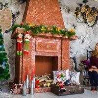 """Новогодняя фотосессия в студии """"Lightroom"""" :: Дарья Осипова"""