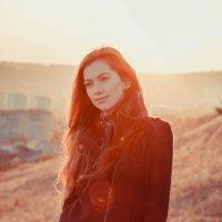 Восход солнца :: Наталья Лебедева