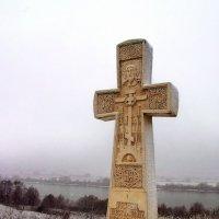 Господи,крестом своим огради Россию... :: Лесо-Вед (Баранов)