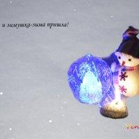 Zimushka-zima :: Prosto Niko
