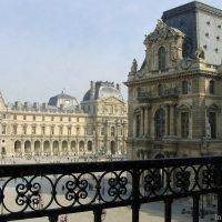 Париж , Лувр :: Lüdmila Bosova (infra-sound)