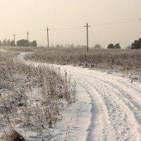 Дорога уходит в даль :: Радмир Арсеньев