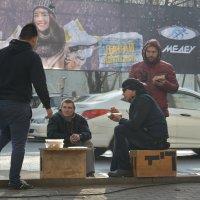 Уличные сценки 3/4 :: Асылбек Айманов