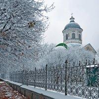 Вот и наступила зима... :: Александр Бойко