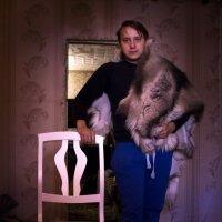 Портрет со стулом :: Арсений Корицкий