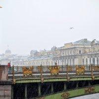 Пантелеймоновский мост :: Юрий Тихонов