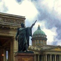 Памятник Михаилу Кутузову :: Сергей Карачин