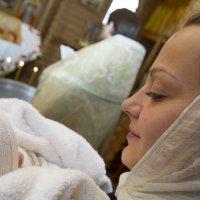 крещение :: Юрий Кальченко