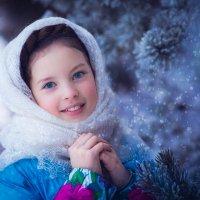 Русская зима :: Galina Zabruskova