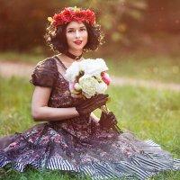 Белоснежка :: Фотохудожник Наталья Смирнова