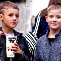 ... двое из ларца.... :: Дмитрий Иншин