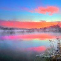 В ожидании восхода... :: Андрей Войцехов