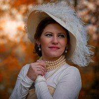 дама из прошлого :: Ярослава Бакуняева