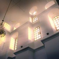 Закат в окнах :: Анна Шелест