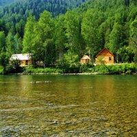 Новый посёлок :: Сергей Чиняев