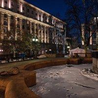 Наше время зелено и молодо, искупалось в соке майских дней :: Ирина Данилова