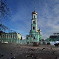 Слудская церковь... город Пермь :: Владимир Хиль