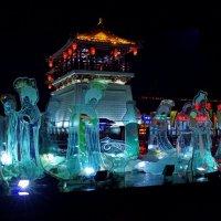Пекин.Вечер. :: Михаил Рогожин