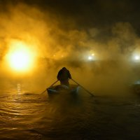 Двигаюсь по огням... :: Витас Бенета